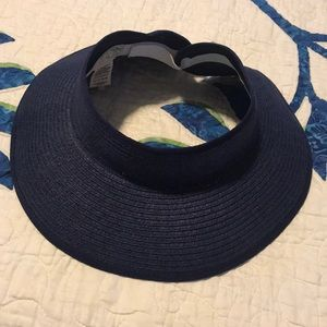 Free People NWT sun visor